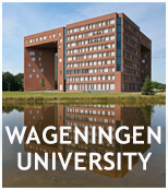 Forum building WUR